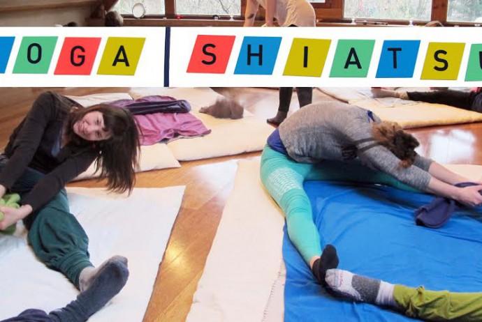 yoga shiatsu